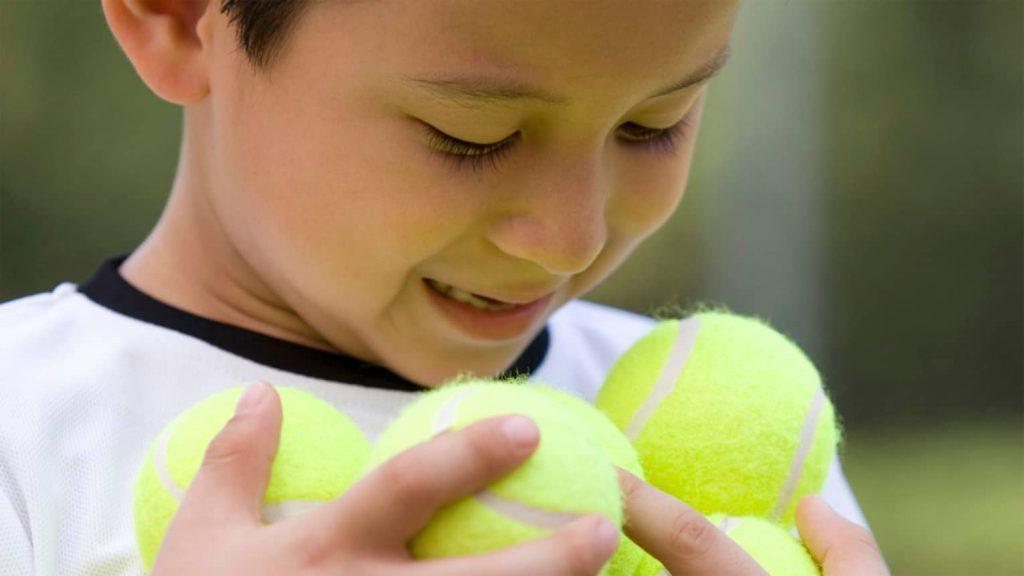 Tennis Ball Catch